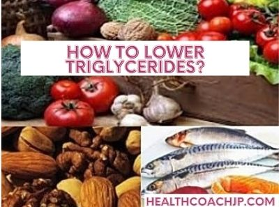 how to lower triglycerides?
