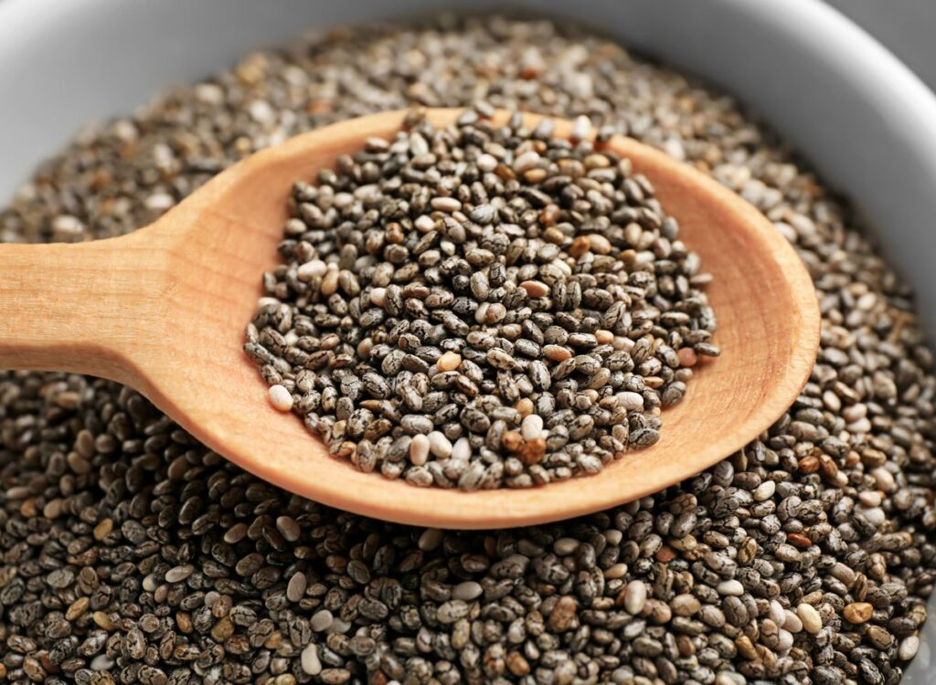 chia seeds weight loss food