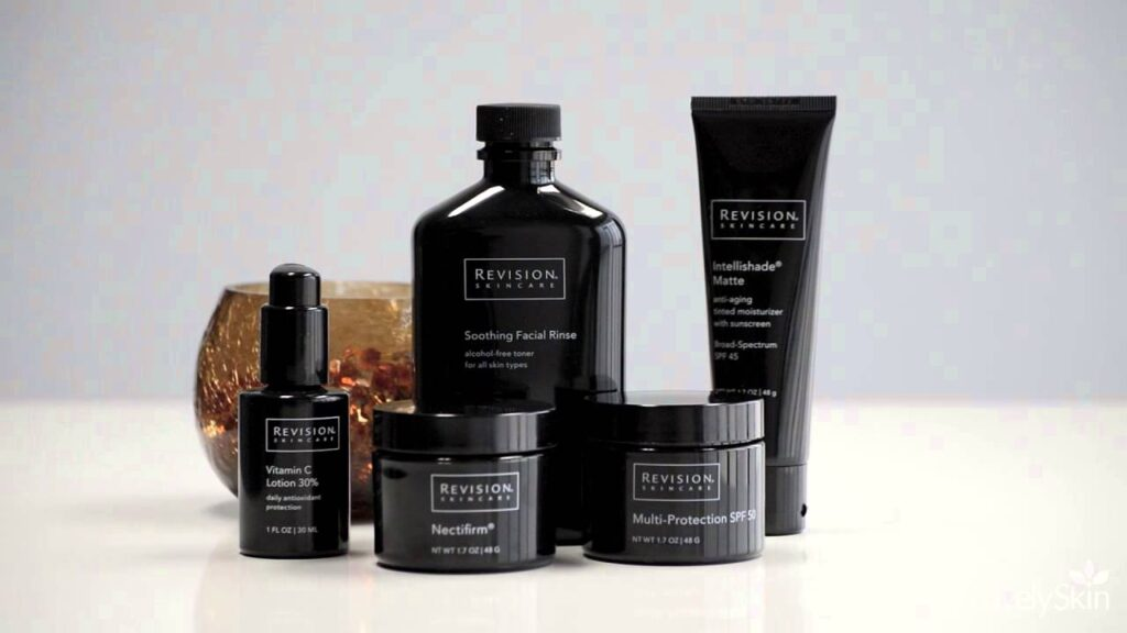 revision skincare product and reviews