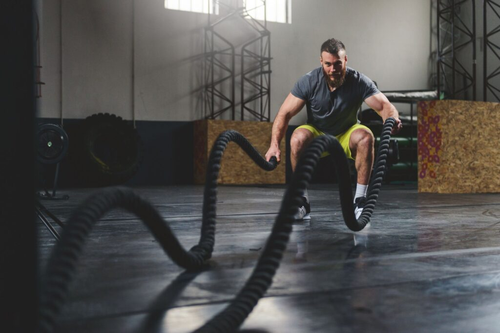 rope exercise benefits and its variation