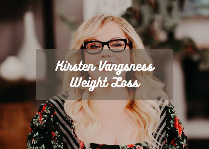 Kirsten Vangsness Weight Loss - Miracle of Yoga and Diet