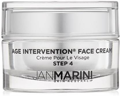 The face cream for age intervention
