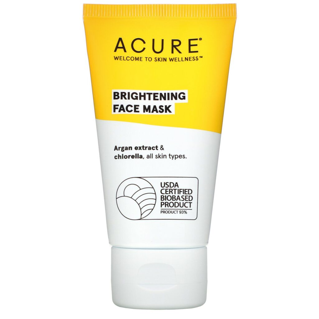 acure face mask