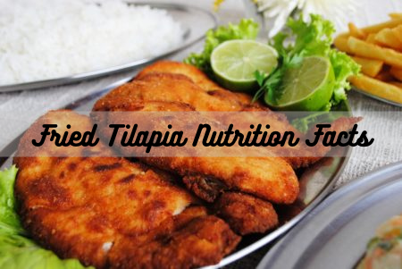 fried tilapia nutrition facts
