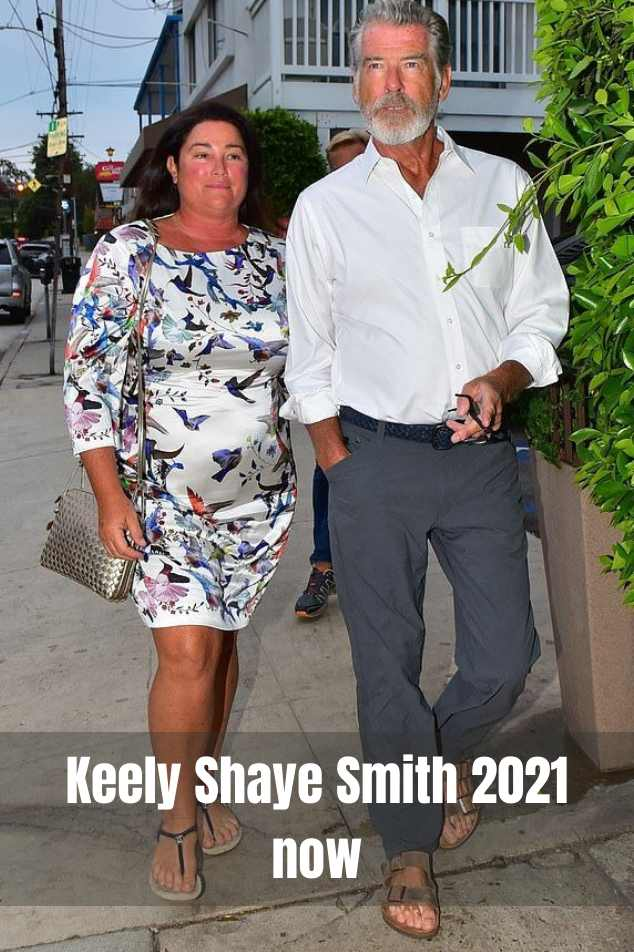 Keely Shaye Smith 2021 now