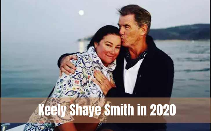 keely shaye smith in 2020