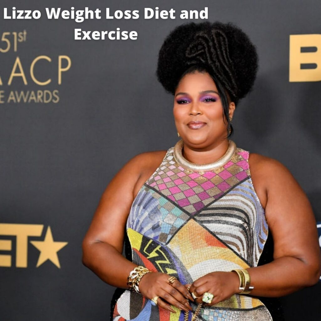 Lizzo Weight Loss Diet and Exercise