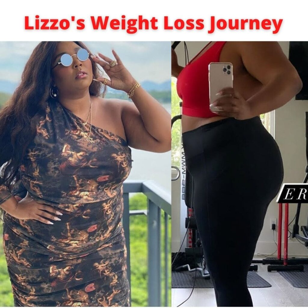 Lizzo's Weight Loss Journey