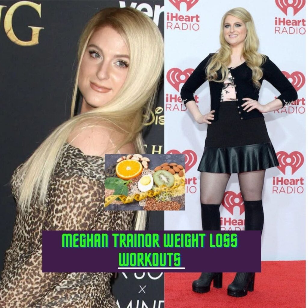Meghan Trainor weight loss workouts