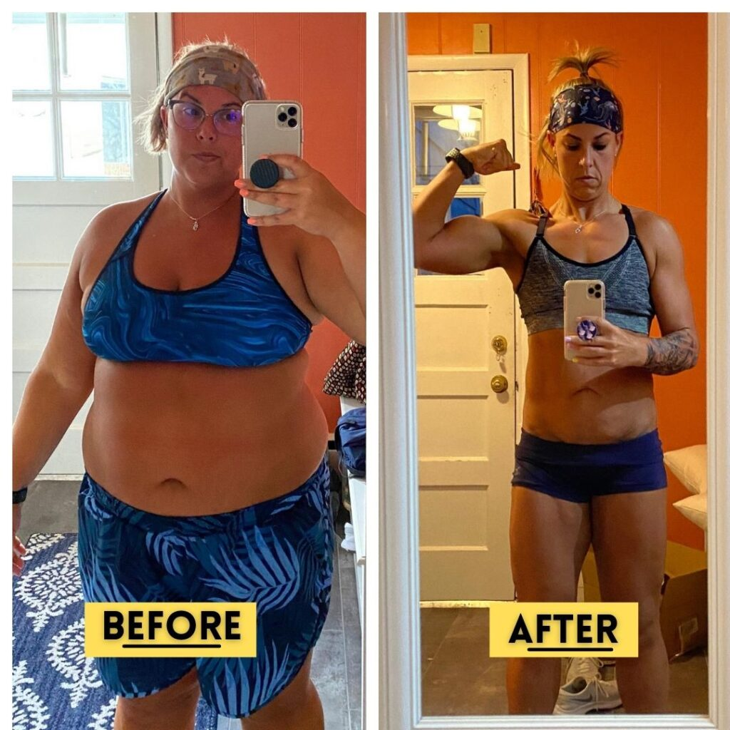 Peloton Weight Loss Before and After Progress Pics