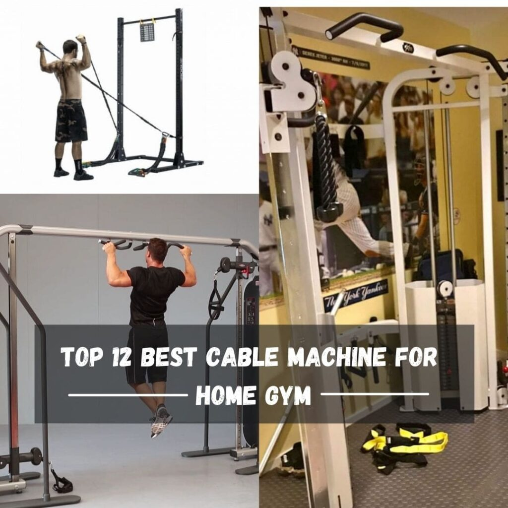 Cable Machine Home Gym