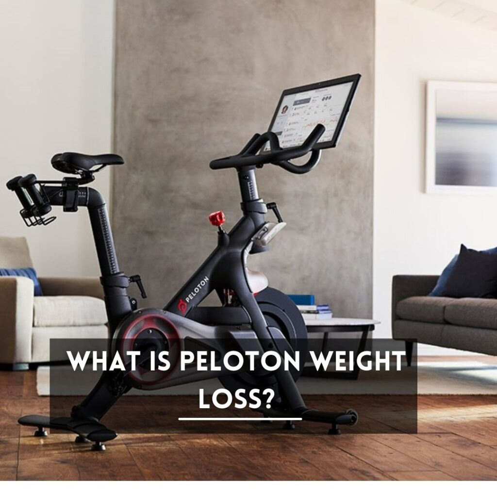 What is Peloton Weight Loss