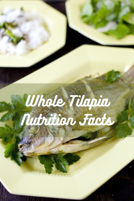 whole tilapia nutrition facts