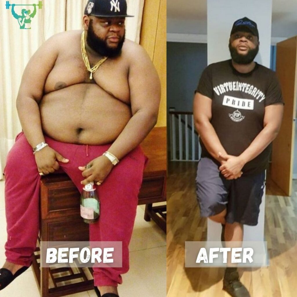 rick ross weight loss before and after