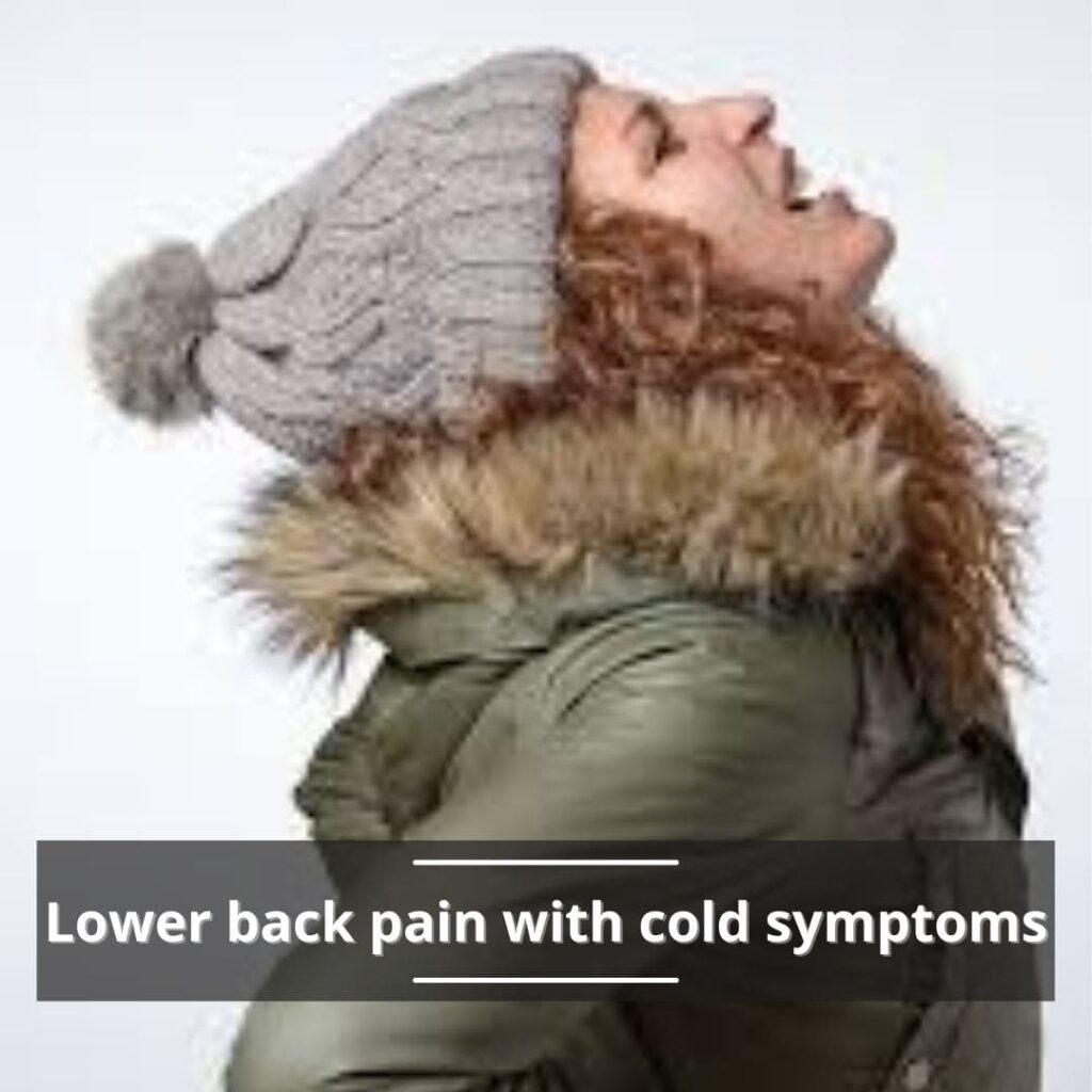 Lower-back-pain-with-cold-symptoms