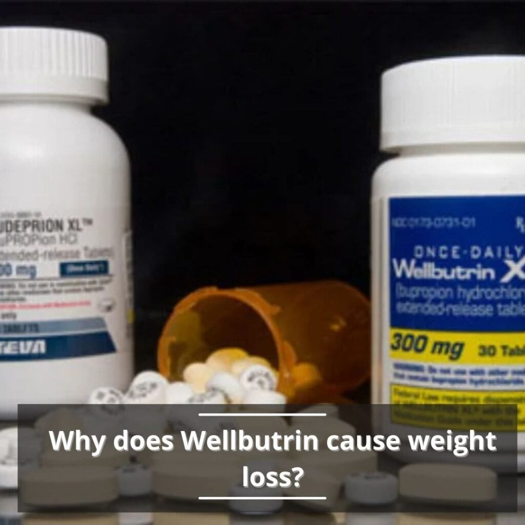 Why does Wellbutrin cause weight loss